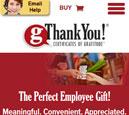 gThankYou Mobile Thumbnail