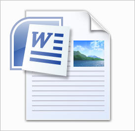 Copying and Pasting from Word