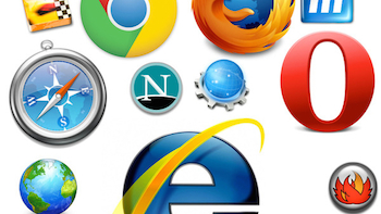 Support for Web Browsers