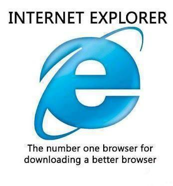 Today is the Day You Ditch Internet Explorer for Good