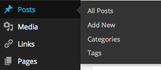 WordPress Pages vs. Posts