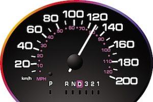 fast-speedometer