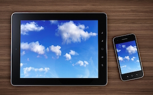 tablet-and-a-smart-phone