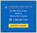 Mobile View of VTI Vacuum Technologies, Inc.'s Home Page in thumbnail