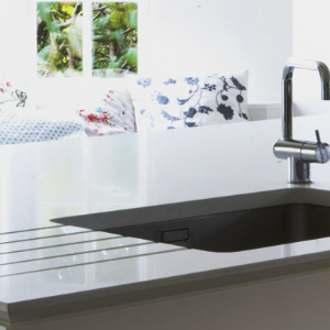 Precision Surface Industries - countertop in kitchen