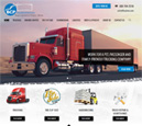 Desktop View of BCP Transportation's Home Page in thumbnail