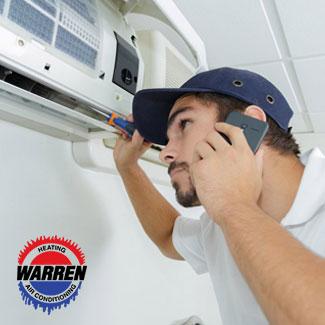 Featured image of Warren Heating