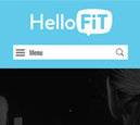 HelloFit Mobile Thumbnail View