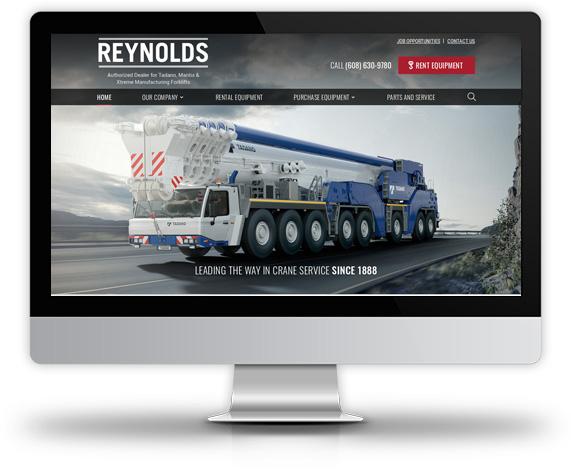 RRCS Desktop View