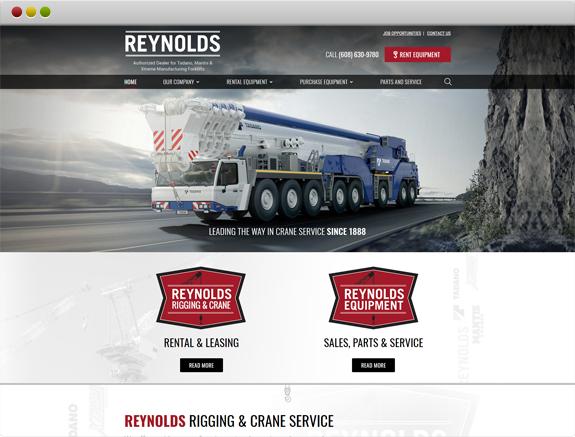 Reynolds Rigging & Crane Service