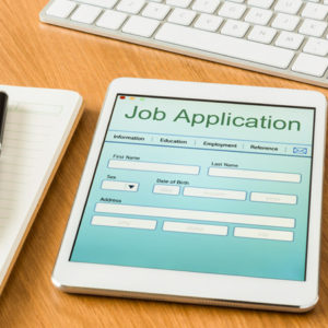 Gravity Forms – Employment Application Template