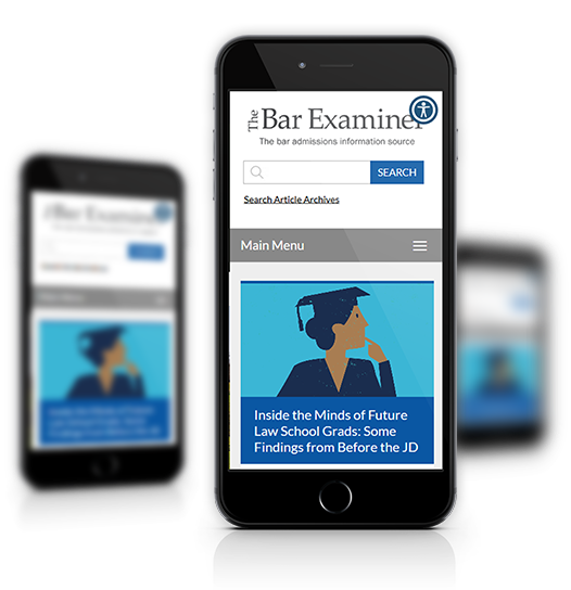 Mobile view of National Conference of Bar Examiners
