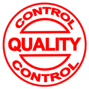 Quality control seal