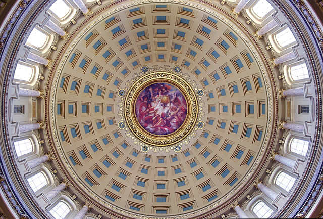 WI Capitol Dome